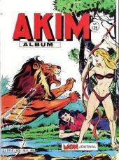 Akim (1re série) -Rec125- Album N°125 (du n°621 au n°624)