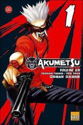 Akumetsu -1- Volume 1