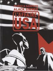 Alack Sinner -7- L'Affaire USA