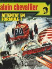 Alain Chevallier -114'- Attentat en formule 1