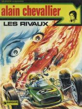 Alain Chevallier -81'- Les rivaux