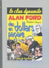 Alan Ford (Coffre à BD) -2- Des dollars en pagaie