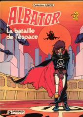 Albator (Collection Junior) -1- La bataille de l'espace