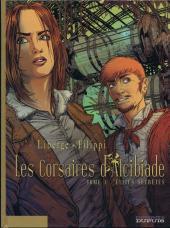 Les corsaires d'Alcibiade -1- Élites secrètes