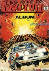 Les rois de l'exploit -Rec30- Album N°30 (du n°67 au n°69)