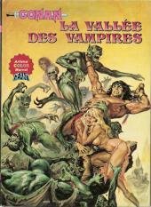 Albums Artima DC/Marvel Super Star Géants -8- Conan : la vallée des vampires