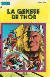 Thor le fils d'Odin -1a- La Genèse de Thor