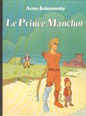 Les aventures d'Alef-Thau -2TT- Le prince manchot