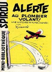 Alerte au plombier volant! - Tome 1MR1239
