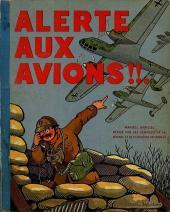 Alerte aux avions - Alerte aux avions !!!