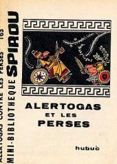 Alertogas -1MR1307- Alertogas et les perses