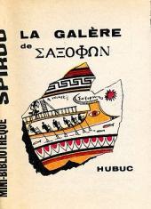 Alertogas -3MR1323- La galère de Saxophon