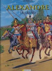 Couverture de Alexandre le Grand -1- Alexandre le grand