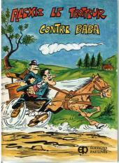 Alexis le trotteur -3- Contre Baba