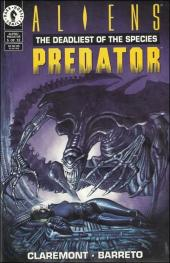 Aliens/Predator: The Deadliest of the Species (1993) -5- Roadtrip