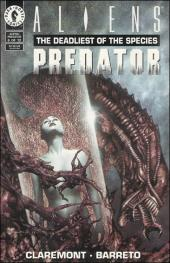 Aliens/Predator: The Deadliest of the Species (1993) -6- Rude awakenings