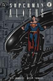 Superman vs Aliens (1995) -1- Book 1