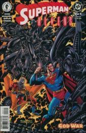 Superman vs Aliens 2: God War (2002) -2- God war part 2