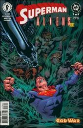Superman vs Aliens 2: God War (2002) -3- God war part 3