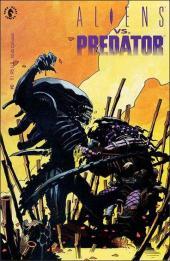 Aliens vs. Predator (1990) -0- Book 0