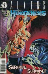Aliens: Xenogenesis (1999) -4- Book 4