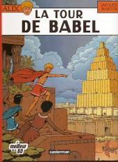 Alix -16c2007- La tour de Babel