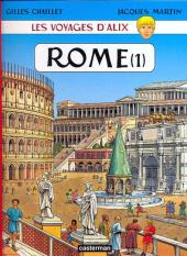 Alix (Les Voyages d') -2b03- Rome (1)