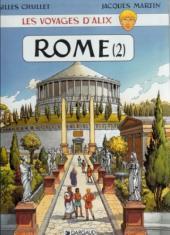 Alix (Les Voyages d') -8- Rome (2)