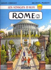 Alix (Les Voyages d') -8a- Rome (2)