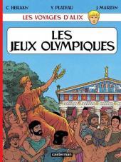 Alix (Les Voyages d') -20- Les Jeux Olympiques