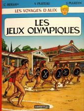 Alix (Les Voyages d') -20a2008- Les jeux olympiques