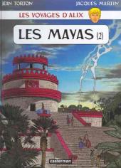 Alix (Les Voyages d') -21- Les Mayas (2)