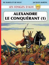Alix (Les Voyages d') -28- Alexandre le conquérant (1)