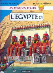 Alix (Les Voyages d') -9a- L'Égypte (2)