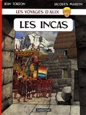 Alix (Les Voyages d') -25- Les Incas