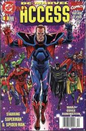 DC/Marvel: All Access (1996) -1- The crossing