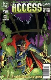 DC/Marvel: All Access (1996) -3- In the doctor's house