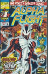 Alpha Flight (1997) -1- Horoscope