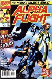 Alpha Flight (1997) -3- Bury your dead