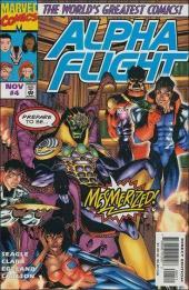 Alpha Flight (1997) -4- Mesmerized