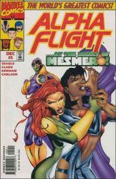 Alpha Flight (1997) -5- Mesmerized part 2