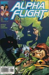 Alpha Flight (1997) -8- The weapon x files