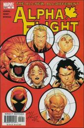 Alpha Flight (2004) -12- Days of future present, past participle part 4