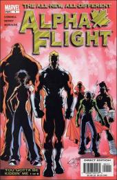 Alpha Flight (2004) -1- You gotta be kiddin' me part 1