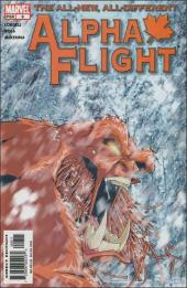 Alpha Flight (2004) -8- Waxing poetic part 2