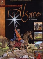 L'alsace -2- Alesacios de 400 à 833