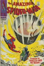 Amazing Spider-Man (The) (1963) -61- What a tangled web we weave...!