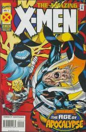 Amazing X-Men (The) (1995) -2- Sacrificial lambs