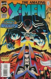 Amazing X-Men (The) (1995) -3- Parents of the atom