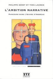 (AUT) Andreas -1999- L'ambition Narrative - Parcours dans l'œuvre d'Andreas